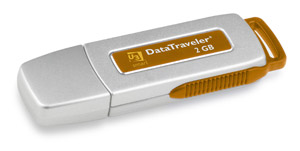 Kingston Data USB Key - 2 Gigs!!